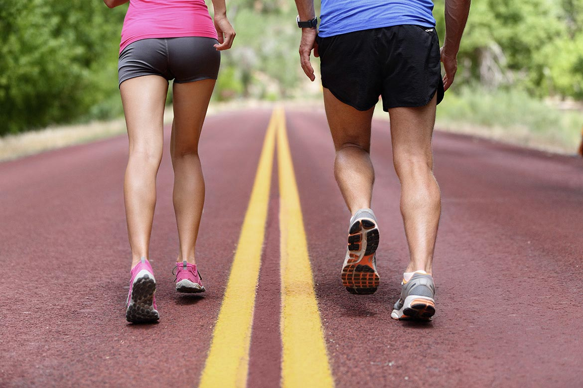 14 Reasons to Embrace the Running Buddy System