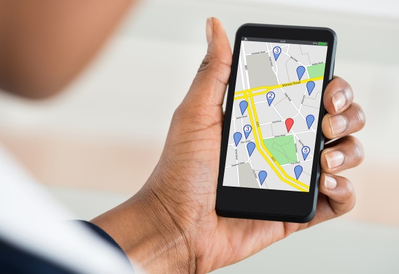 Facebook and Google can track your location when you are offline