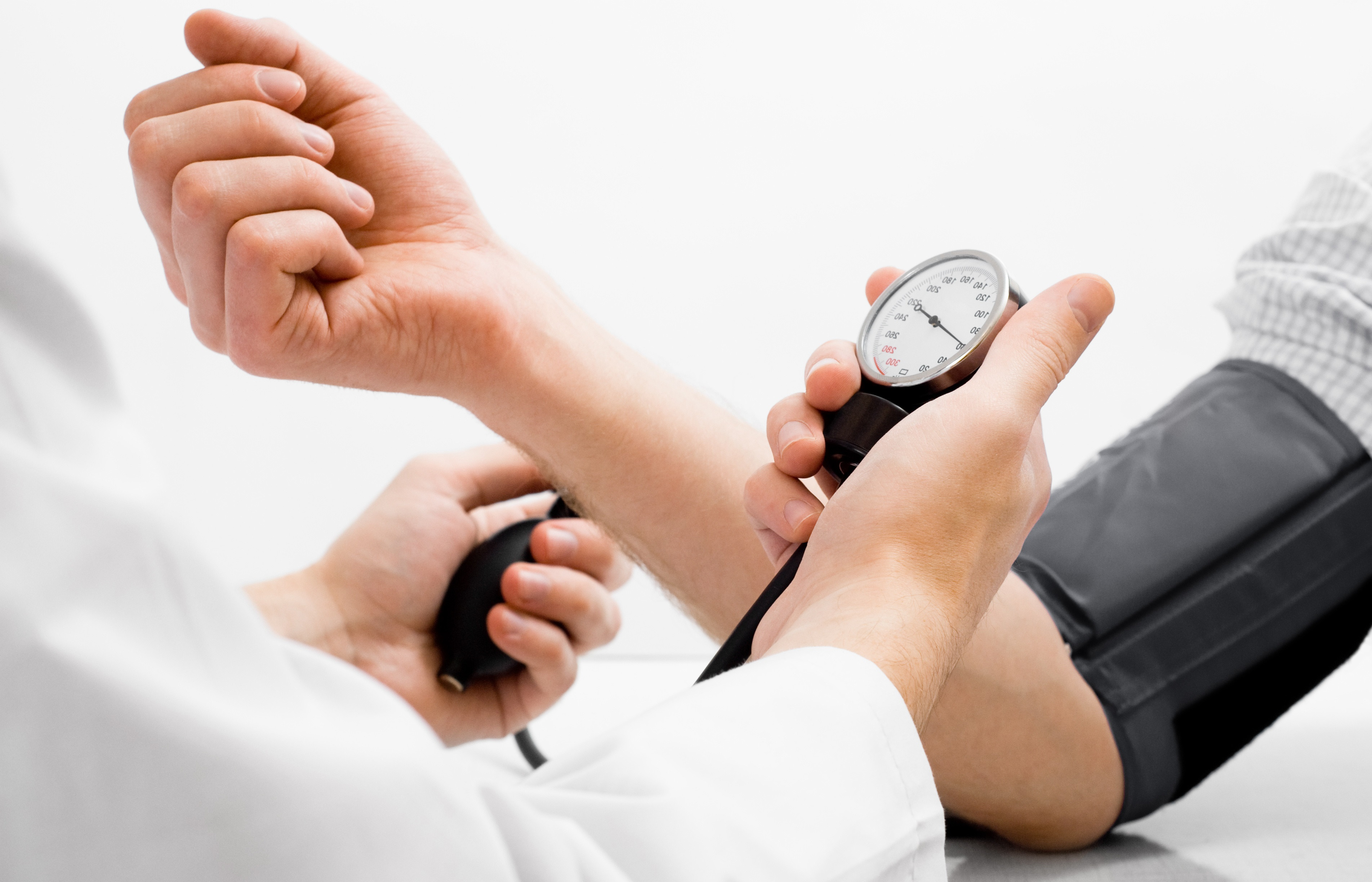High Blood pressure (hypertension) , Symptoms and causes